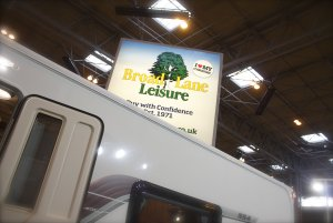 Previous NEC Caravan and Camping Shows