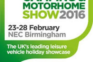 NEC Show Tickets February 2016