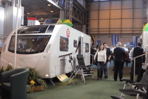 The Caravan, Camping & Motorhome Show so far