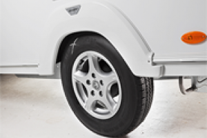 How to check your caravan tyres