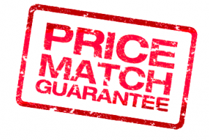 Our Price Match Promise!