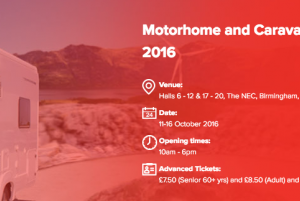 October 2016 - Motorhome and Caravan Show