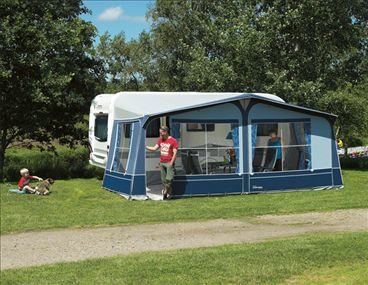 Choosing The Right Caravan Awning