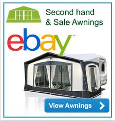 Second Hand And Clearance Awnings For Sale