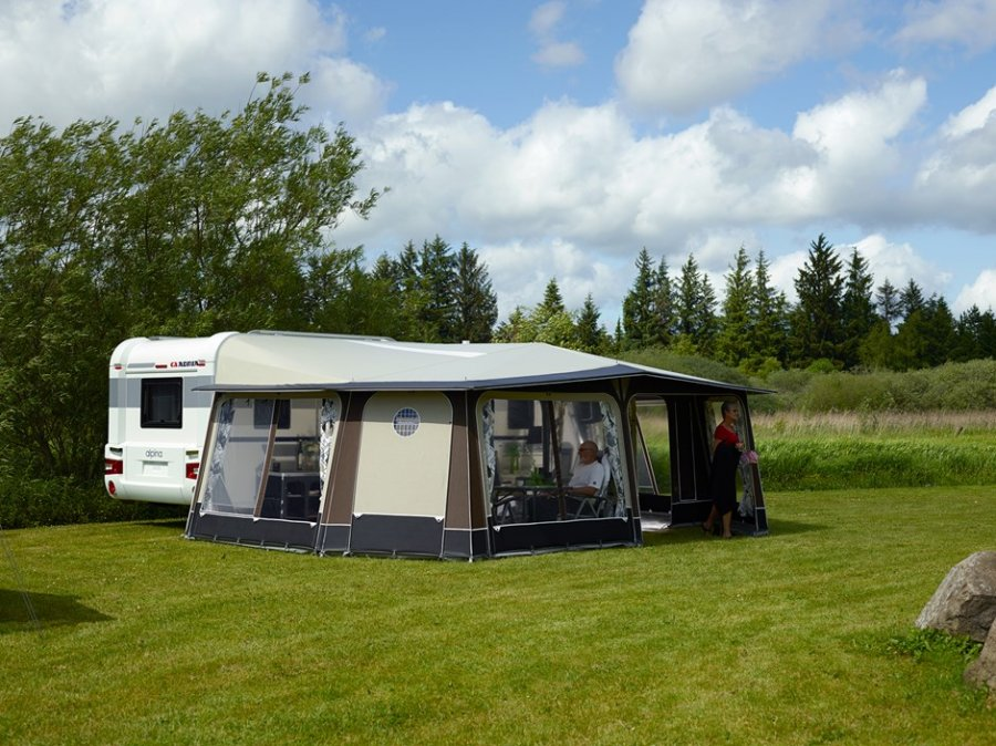 New Isabella Prisma Awnings for sale - Broad Lane Leisure