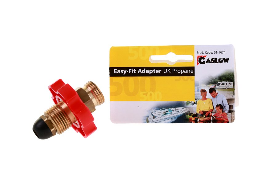 Propane Easy Fit Adapter