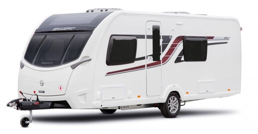 Swift Elegance Caravan